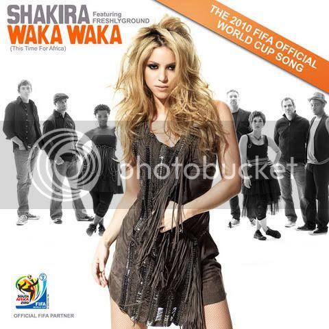 Shakira,Waka Waka