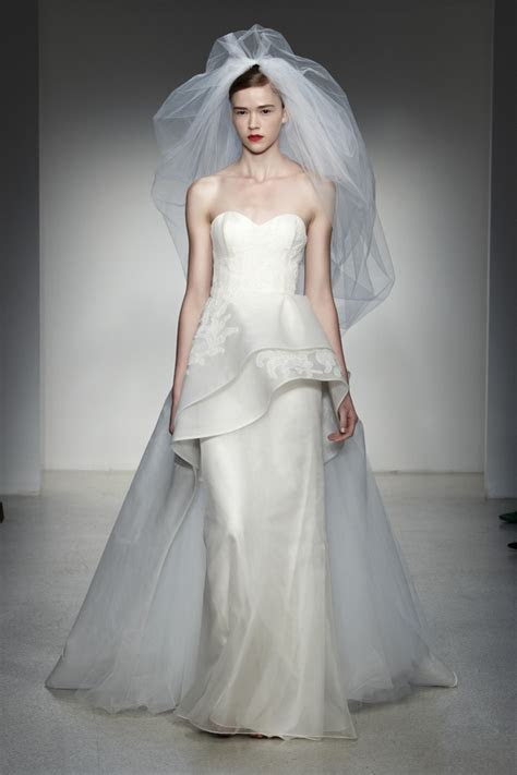 12 best images about Fall 2013 Wedding Dresses on