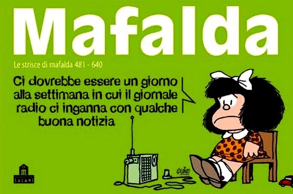 Auguri Di Buon Compleanno Da Mafalda