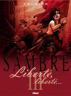 Couverture Sambre, tome 3 : Révolution, révolution...