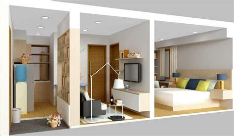 desain interior rumah mungil kecil minimalis kita