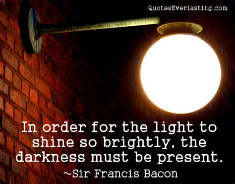 Best Quotes Light Darkness