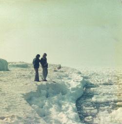 ice dunes