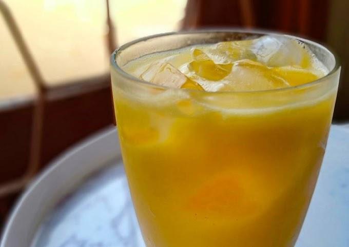 Recipe: Yummy Air Pelam Susu