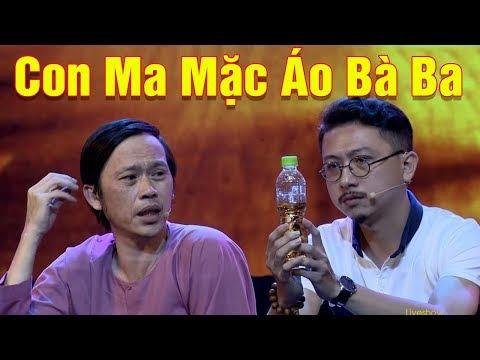 LIVESHOW HÀI Mới Nhất: Con Ma Mặc Áo Bà Ba - Hoài Linh, Hứa Minh Đạt, Thanh Phương