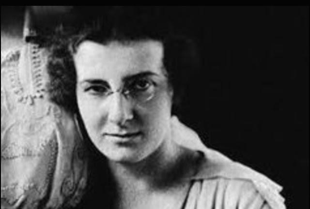 Golda Méir, jeune