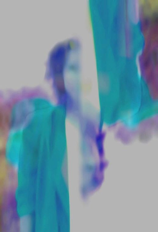 LE FASHION BLOG ART JENNIS LI CHENG TIEN BRIGHT AND WHIMSICAL VIA SAATCHI PHOTOGRAPHY DIGITAL  ABSTRACT FASHION ART JACKET BLAZER PURPLES BLUES 2 photo LEFASHIONBLOGARTJENNISLICHENGTIENBRIGHTANDWHIMSICALVIASAATCHI2.jpg