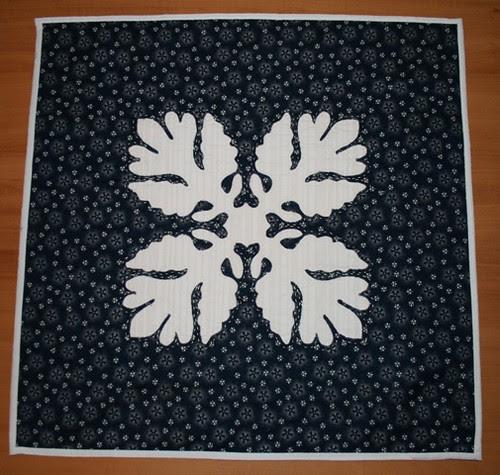 4Seasons Winter quilt swap