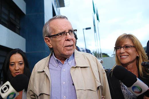 Adarico Negromonte, que trabalhava para o doleiro Alberto Youssef | Foto: Zanone Fraissat/ Folhapress