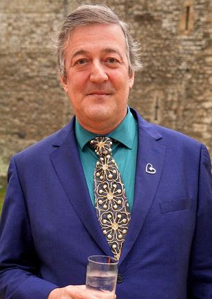 Admission: Stephen Fry, pictured last week, has said that he tried to kill himself last year using 'pills and vodka'