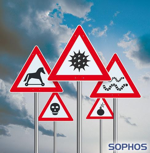 Netzwerk Zugangskontrolle - keine Chance für Malware by Sophos D/A/CH Presseinfo.