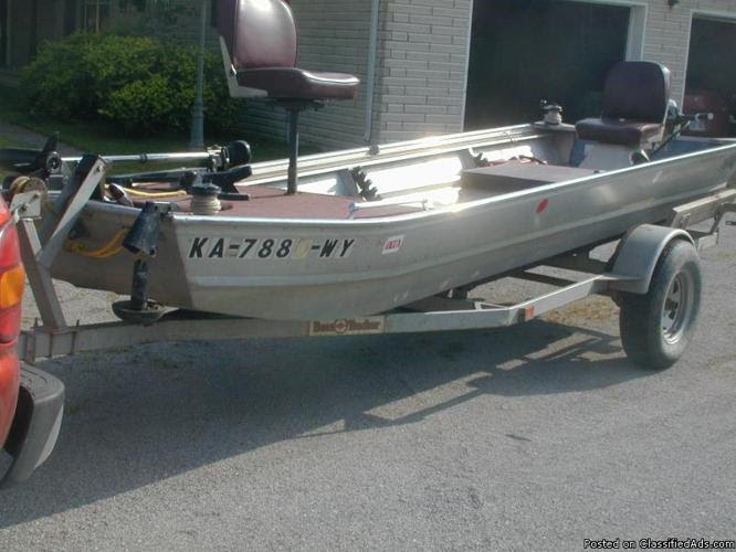 Aluminum Boat Big Motor | narrow boat construction plans