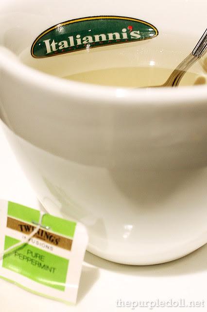 Peppermint Tea P95