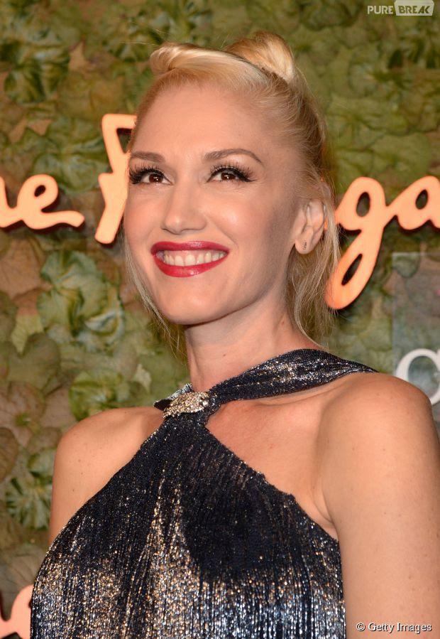 Gwen Stefani tem 44 anos