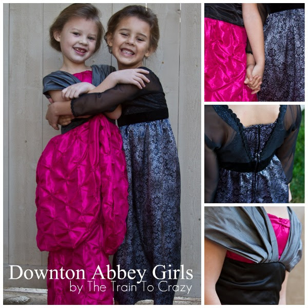 Downton abbey girls