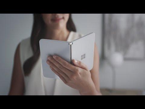 Conheça o Surface Duo, a tentativa da Microsoft de criar um smartphone dobrável