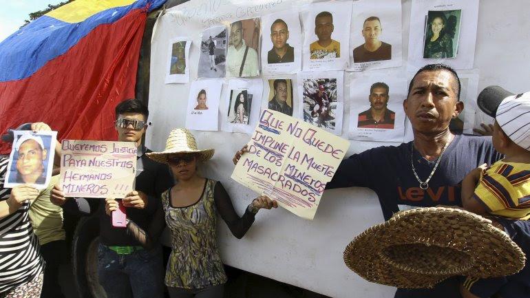 Las familias de las víctimas exigen que se aclare lo ocurrido