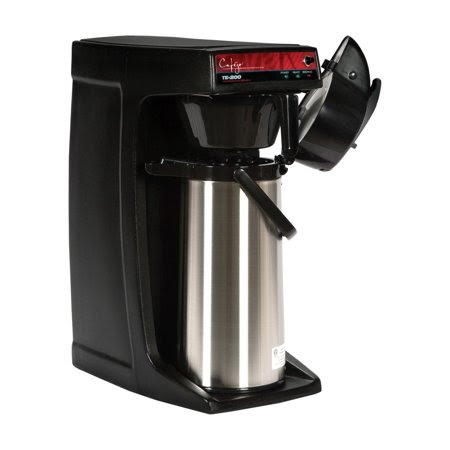 Cafejo TE-220 Thermal Coffee Maker and Airpot