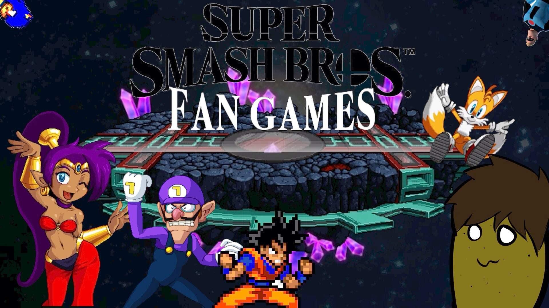 The World Of Smash Bros Fan Games Nintendo Switch Amino