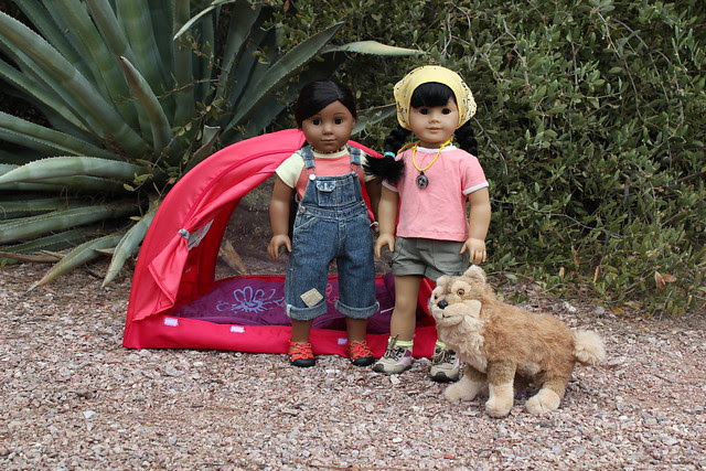 Camping with Summer
