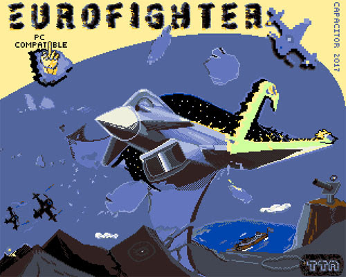 Eurofighter Amiga game