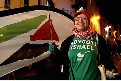 BDS boycott Israel