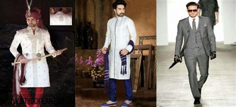 men wedding dresses designs trends ideas stylo planet