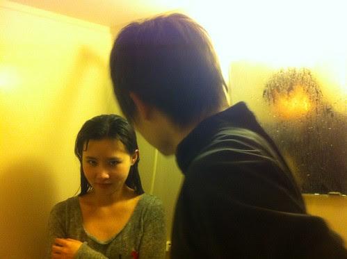 Kong directing Tao Sha