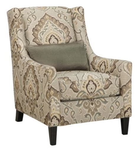 ashley wilcot accent wing chair homemakers furniture