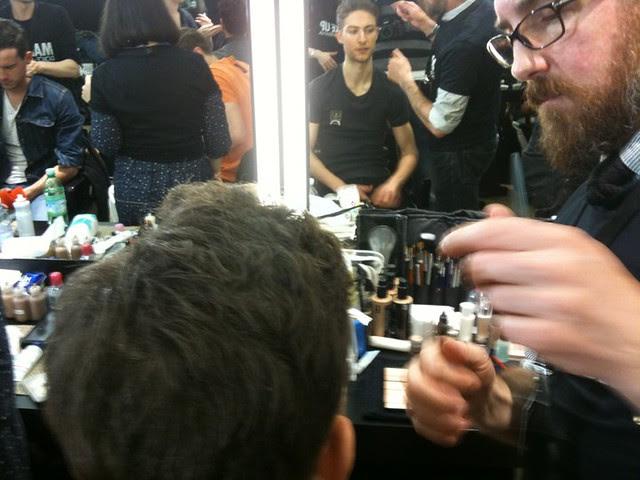 Dolce&Gabbana Backstage