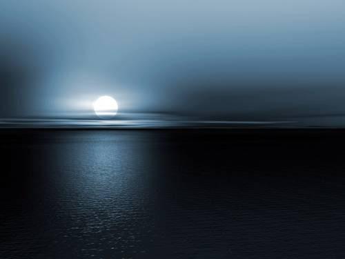 Wallpaper image: Night Seems, Nature, Photo Manipulation, Night