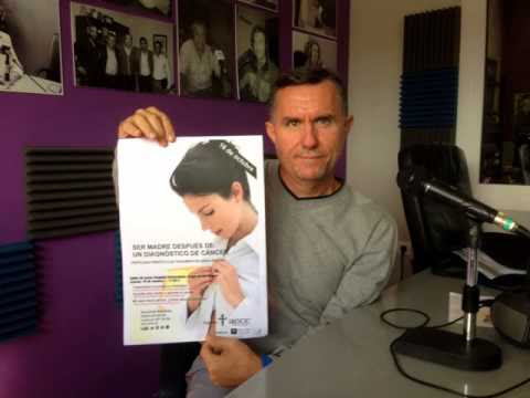 ANTONIO GOMEZ DE LA AECC HABLA DE LA PREVENCION DEL CANCER DE MAMA