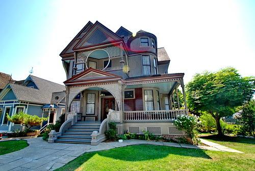Sessions House, Joseph Cather Newsom, Architect 1880 by Michael Locke