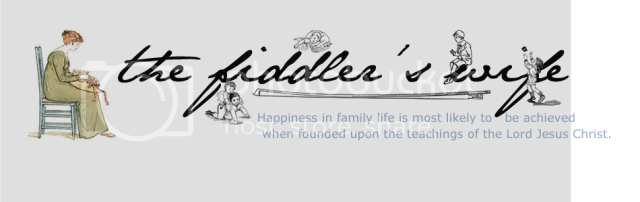 the fiddler's wife