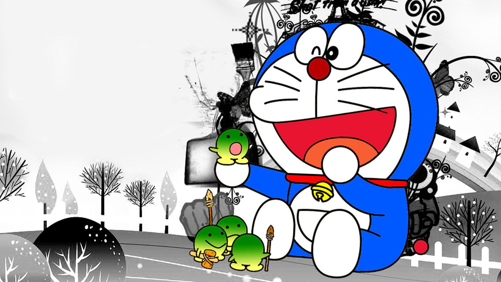 Unduh 9400 Wallpaper Doraemon Full Hd Foto HD Terbaik