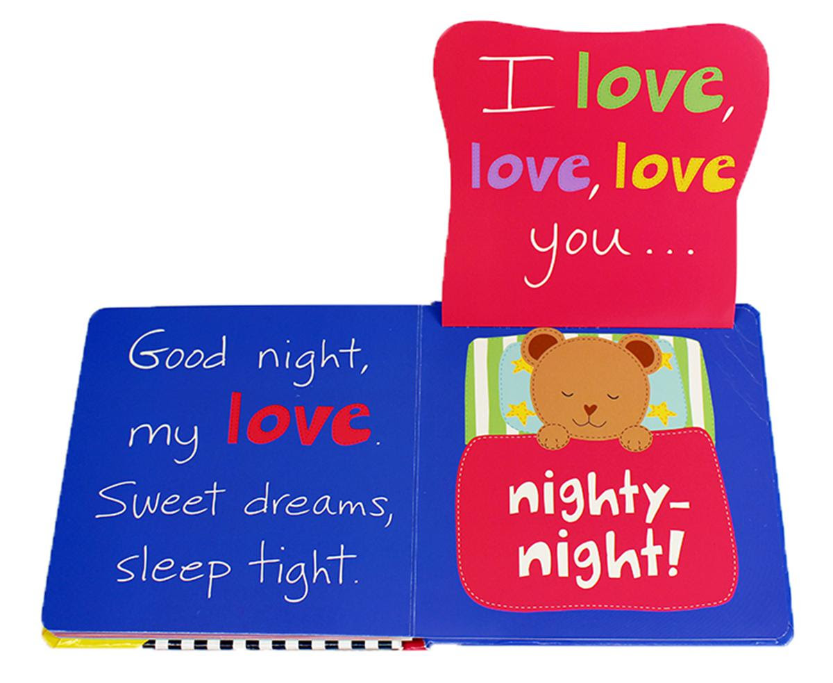 Scholastic Canada Good Night My Love