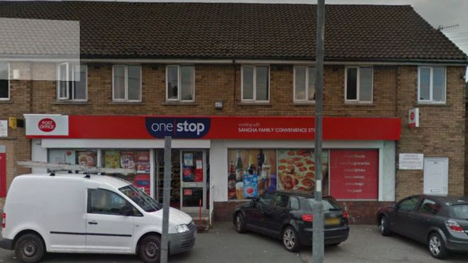 One Stop, Blurton Road