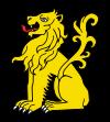Lion Sejant.svg