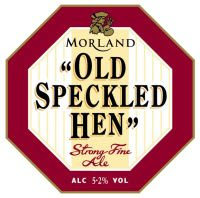 The Old Speckled Hen logo