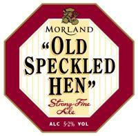 The Old Speckled Hen logo