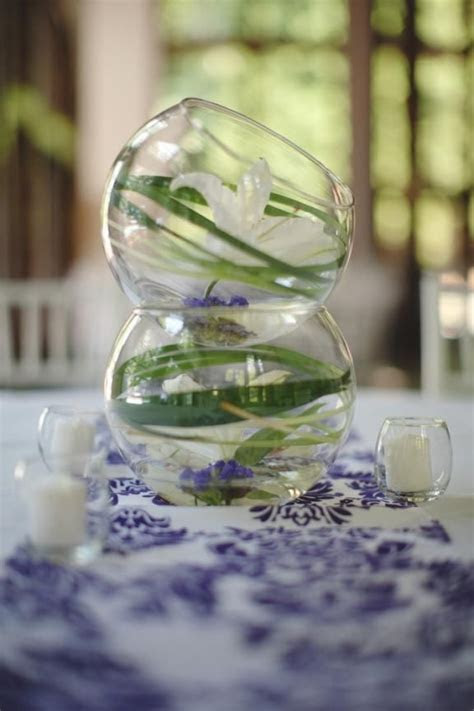 Best 25  Fish bowl centerpieces ideas on Pinterest   Bowl