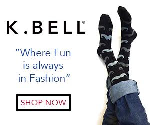 K. Bell Socks - Where Fashion Meets Function