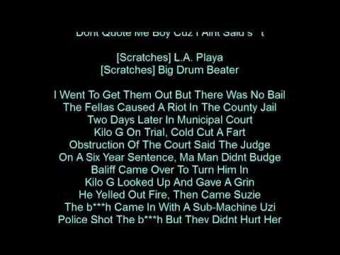 Do You Wanna Roll In My 64 Lyrics