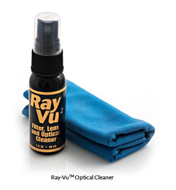 RayVu™ Optical Cleaner