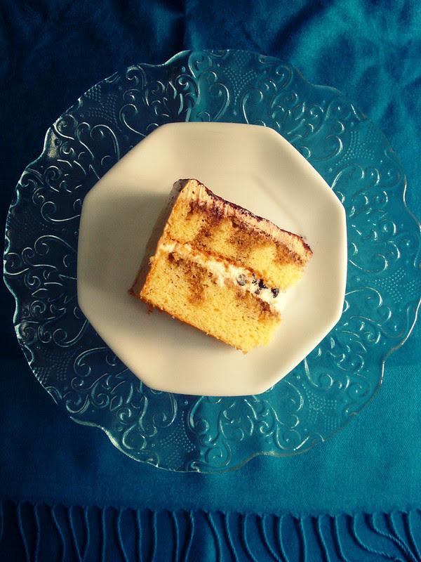 dorie's tiramisu cake