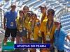 Atletas do Peama voltam com medalhas dos Jogos da Special Olympics