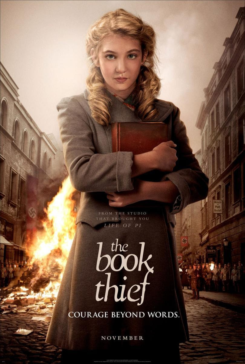 Resultat d'imatges de la ladrona de libros