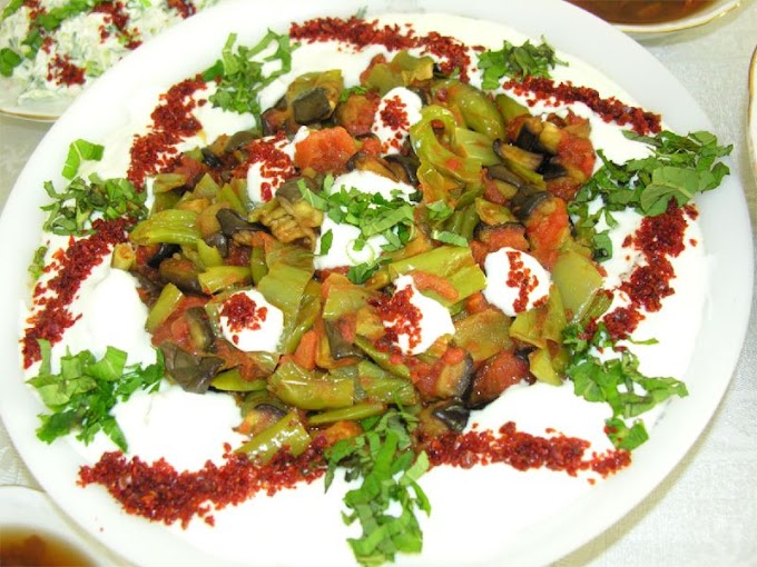 Patlıcanlı Borani
