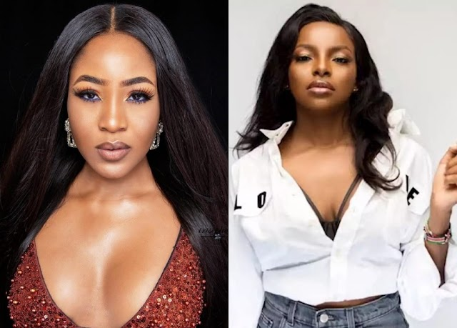 #BBNaija2020: You Have A Son But Don't Act Your Age – Erica Mocks Wathoni