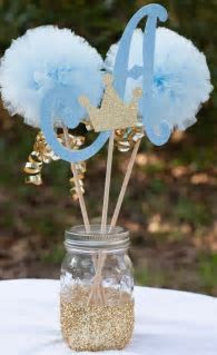 Best 25  Baby boy centerpieces ideas on Pinterest   Cute
